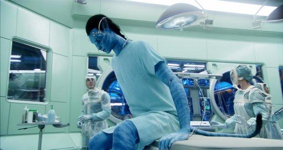 """Kadras iš filmo/""""Įsikūnijimas"""" (""""Avatar"""", 2009, IMDb – 7,9)"""