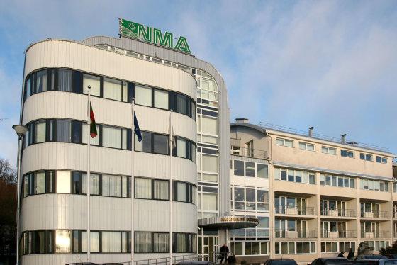 BFL/Sauliaus Žiūros nuotr./Nacionalinės mokėjimo agentūros prie Žemės ūkio ministerijos (NMA) pastatas