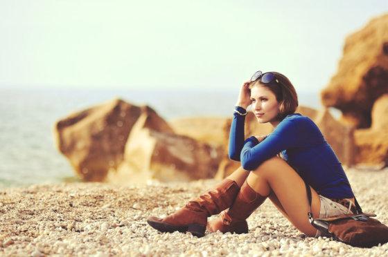 """""""Shutterstock"""" nuotr./Bohemiškas stilius asocijuojasi su jūra, laisve ir nuotykiais."""