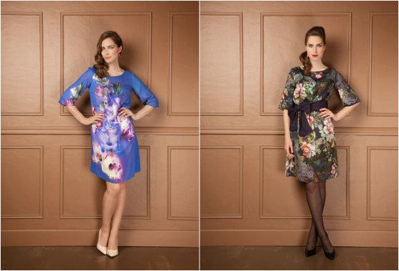 """""""Mosaic"""" nuotr./Suknelių rudens kolekcija"""