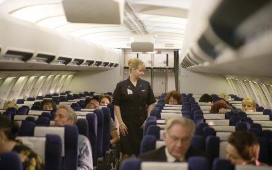 """Kadras iš filmo/""""93-iasis reisas"""" (""""United 93"""", 2006, IMDb – 7,7)"""