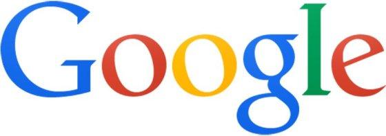 Senasis Google logotipas