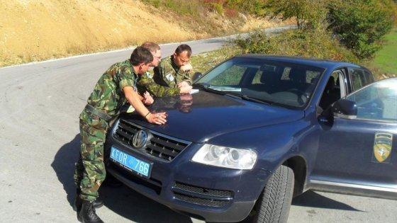 KAM nuotr./NATO vadovaujama taikos palaikymo pajėgų misija Kosove