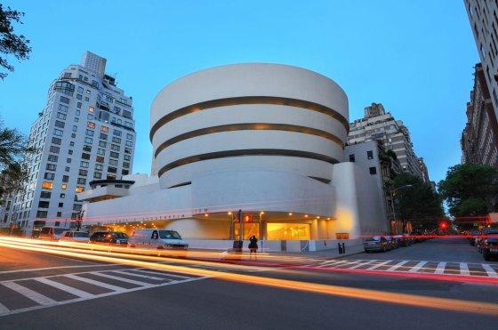 123rf.com/Niujorko Guggenheimo muziejus
