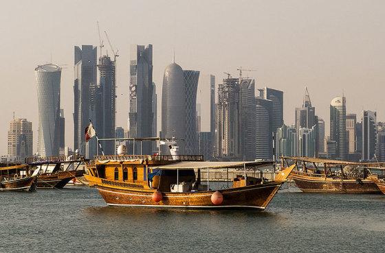 Wikimedia.org nuotr./Dohos pakrantės dangoraižiai