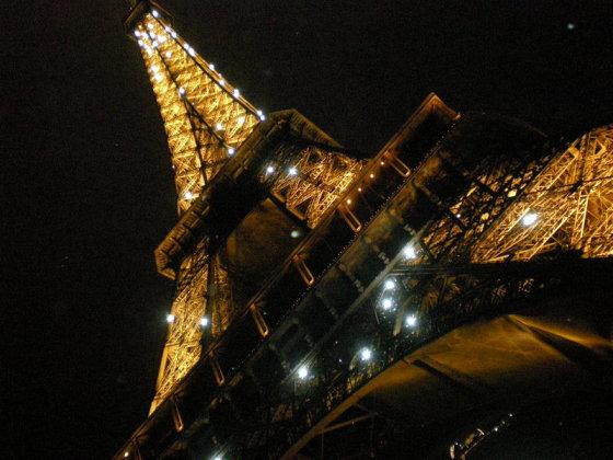 R.Trukanavičiūtės nuotr./Eifelio bokštas Paryžiuje