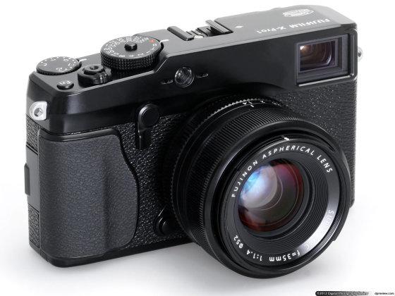 Gamintojo nuotrauka./Fujifilm X-Pro1