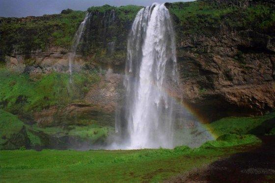 Wikimedia.org nuotr./Seljalandsfoss krioklys - vienas gražiausių visoje Islandijoje