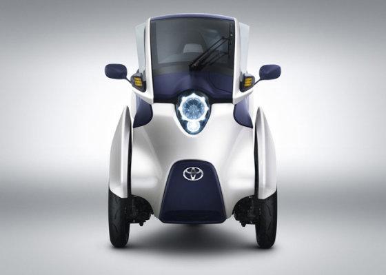 """Toyota"" nuotr./""Toyota i-Road"""