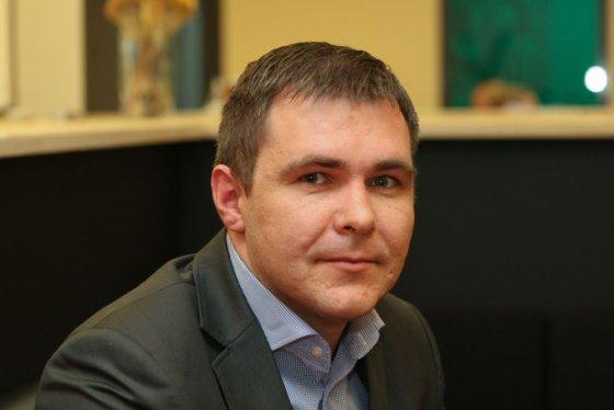 "Juliaus Kalinsko/15min.lt nuotr./Eugenijus Marcinkevičius, ""Bridgestone"" atstovas Lietuvoje"