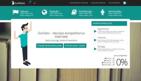 GoHisto