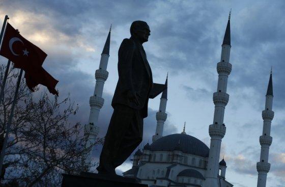 """Scanpix"" nuotr./Mustafa Kemalis Ataturkas, moderniosios Turkijos tėvas"