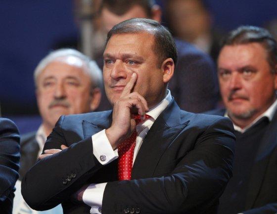 """""""Scanpix"""" nuotr./Mychailo Dobkinas"""