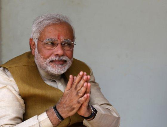 """Scanpix"" nuotr./Narendra Modi"