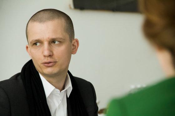 Tomo Kapočiaus nuotr./Marius Urbanavičius