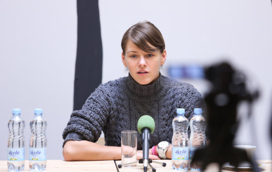 Luko Balandžio/Žmonės.lt nuotr./Vilija Matačiūnaitė