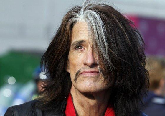 """Scanpix"" nuotr./""Aerosmith"" gitaristas Joe Perry"