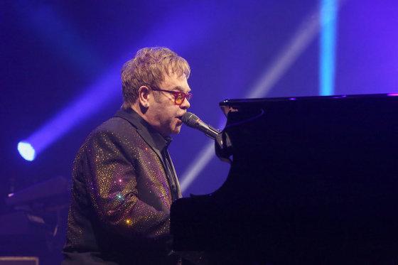 Teodoro Biliūno/Žmonės.lt nuotr./Eltonas Johnas