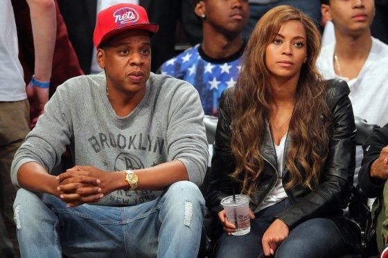 """""""Scanpix"""" nuotr./Jay Z ir Beyonce"""