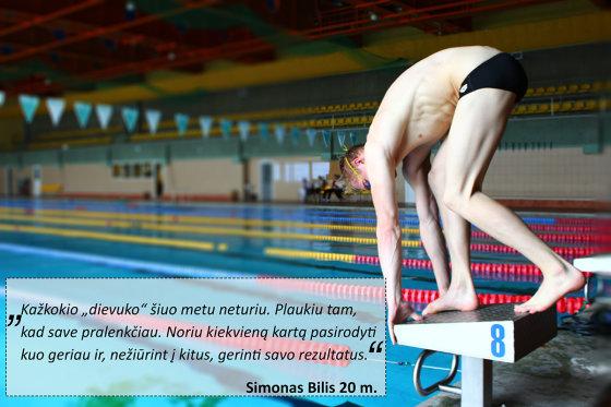 LTUswimming nuotr./Simonas Bilis