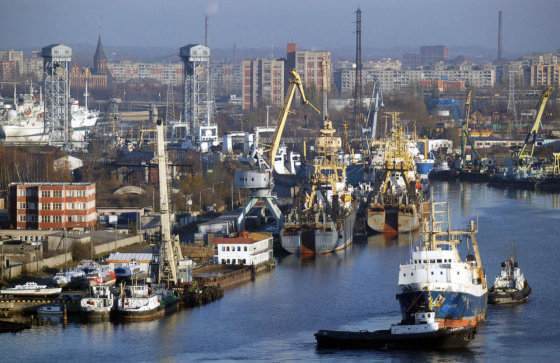 """AFP/""""Scanpix"""" nuotr./Karaliaučiuje įsitvirtinę Lietuvos verslininkai mato šviesias perspektyvas"""