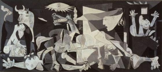 "Pablo Picasso ""Gernika"""