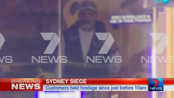 """""""Reuters""""/""""Scanpix"""" nuotr./Įkaitų drama Sidnėjuje"""