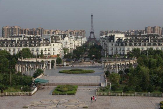 """""""Reuters""""/""""Scanpix"""" nuotr./Kiniškas Paryžius – Tiandučengas"""