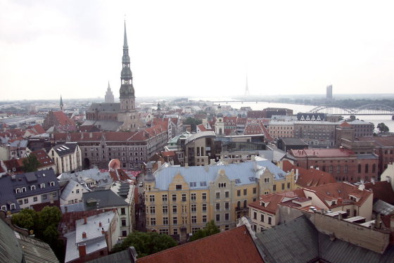 BFL nuotr./Latvijos sostinė Ryga