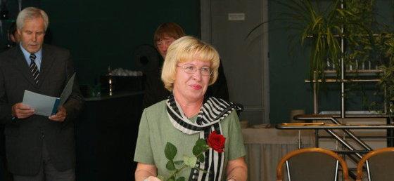 ELMO Riig / SAKALA nuotr./Nušauta mokytoja Ene Sarap