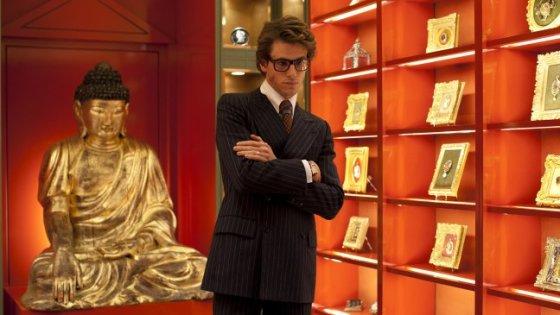 """Yves Saint Lorant"" filmo kadras"