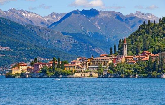 Fotolia nuotr./Komo ežeras Italijoje