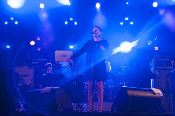 """Leon Somov & Jazzu"" / Festivalio \""Galapagai 2014\"" antroji diena /  Simonos Marozaitės nuotr."