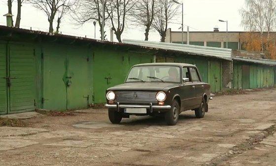 TV3 nuotr./Žilvinas Žvagulis dovanų gavo žigulį
