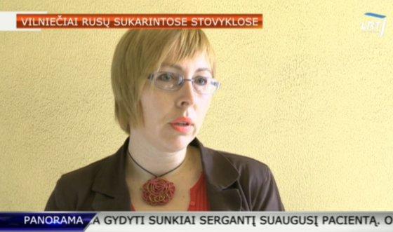Sofijos Kovalevskajos mokyklos vidurinio ugdymo skyriaus vedėja Asta Marinaitė.