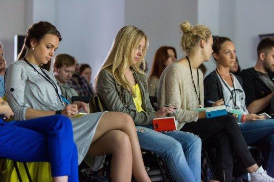 Dalyvių laukia intensyvūs mokymai