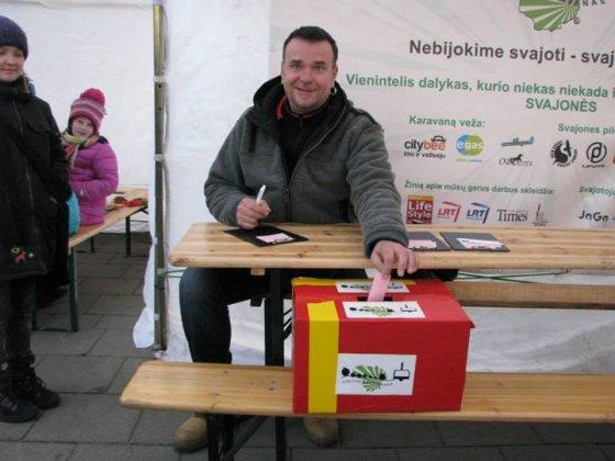 Vilnius Lifestyle nuotr./Dainius Martinaitis