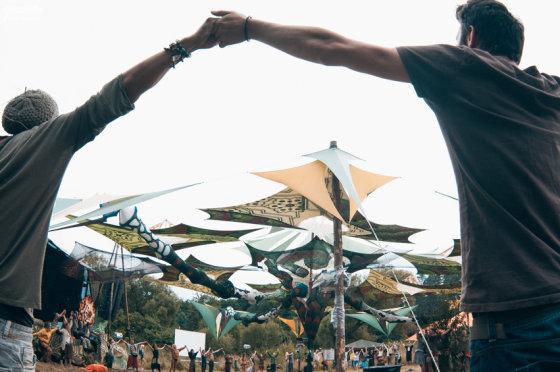 """Festivalio organizatorių nuotr./""""Yaga Gathering 2013"""""""