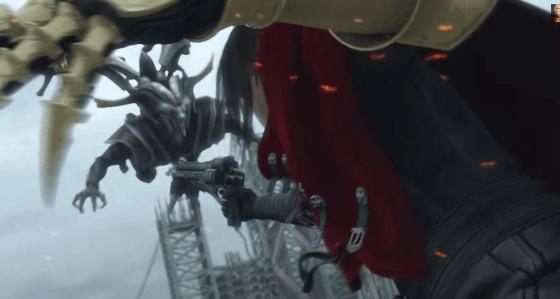Youtube nuotr./Final Fantasy VII