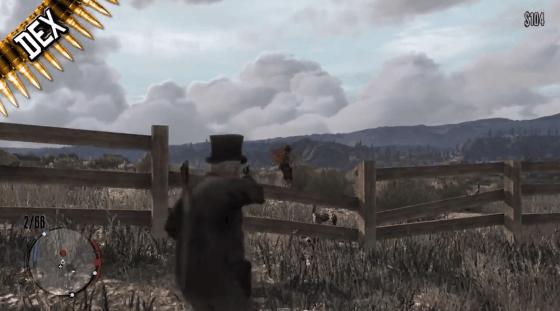 Youtube nuotr./Kompiuterinis žaidimas Red Redemption