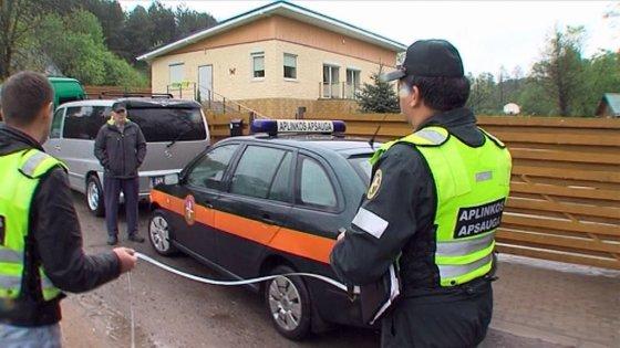 """""""Lietuvos ryto"""" televizijos nuotr./Kadras iš laidos """"Nusikaltimas ir bausmė"""""""