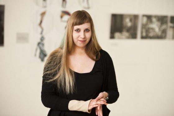 Dovilė Butnoriūtė, kultūros vadybininkė ir komunikacijos specialistė.