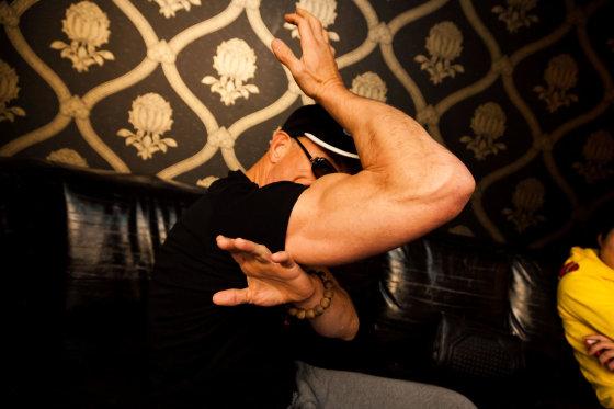 """Pantera"" nuotr./Jeanas Claude'as Van Damme'as"