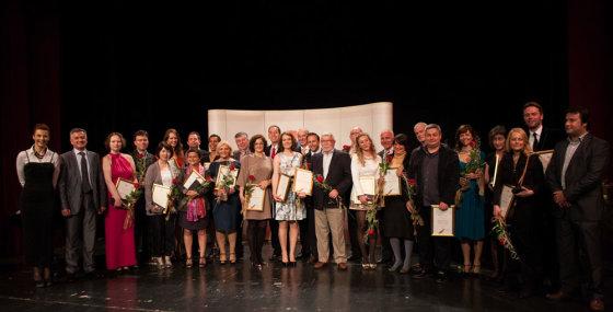 LRT nuotr./Ignui Krupavičiui – apie Kroatiją rašančių žurnalistų Grand Prix
