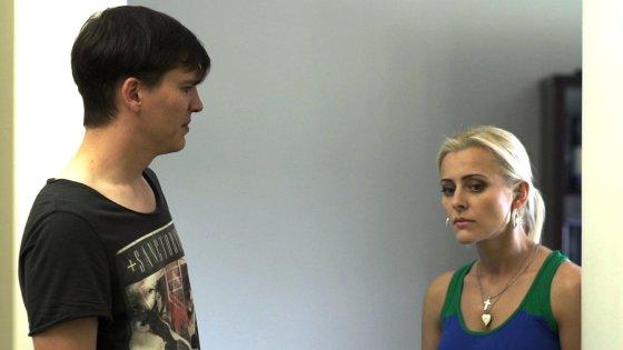 """TV3 nuotr./Renata Narkūnaitė seriale """"Pasmerkti 3"""""""