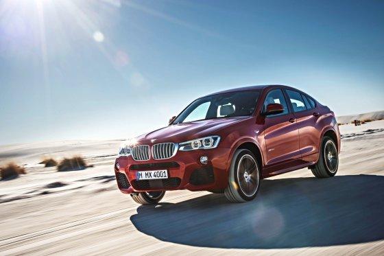 """""""BMW"""" nuotr./BMW X4"""