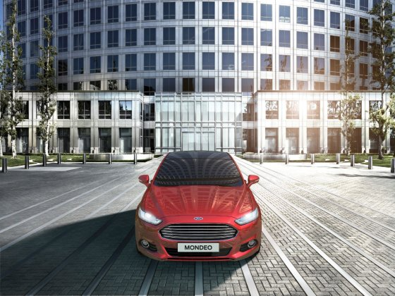 """""""Ford"""" nuotr./""""Ford Mondeo"""""""