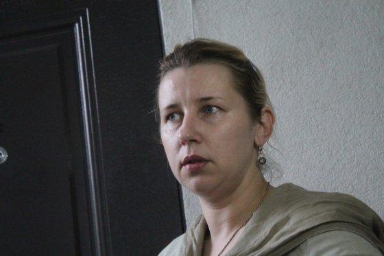 Tomo Markelevičiaus nuotr./Nužudytosios kaimynė Diana Nakvosienė