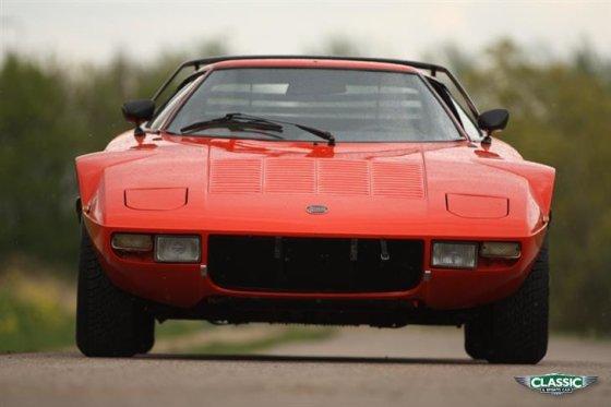 """Classic & Sport cars"" nuotr./""Lancia Stratos"""