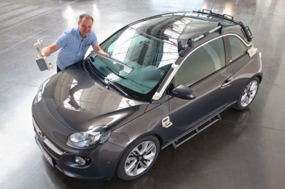 """""""Opel"""" nuotr./""""Opel Adam"""""""